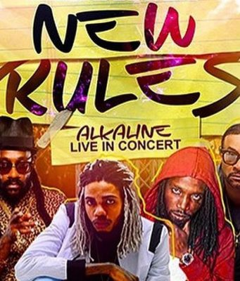 Alkaline to Headline and Livestream First Concert In Jamaica After 3 Years