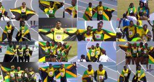 Jamaica Win 86 Medals at CARIFTA Games 2017
