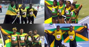 Jamaica on top with 54 medals at Carifta Games 2017 on Day 2