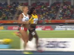 JA's Women's 4X400m Relay Team Advances to World Relays Final