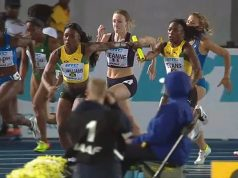 Jamaican Women Qualify For 4x100m World Relay Final