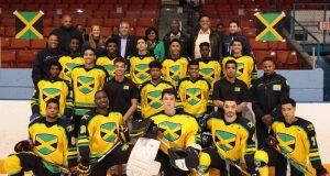 Jamaica's U-20 Ice Hockey Team Defeats Nova Scotia 5-1