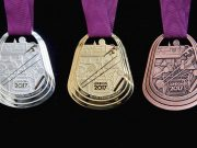 London 2017 World Athletics Championships Medals Revealed
