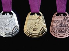 London 2017 World Athletics Championships Medals Revealed