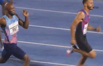 Andre De Grasse beats LaShawn Merritt in 200m Jamaica Invitational