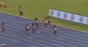 Elaine Thompson wins 200m at Jamaica International Invitational