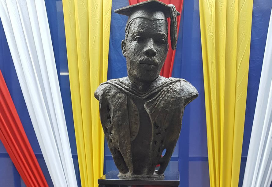 Image result for Marcus Garvey statue - may 19