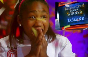 12-year-old Jamaican Jasmine Stewart Wins 'MasterChef Junior', $100,000 USD