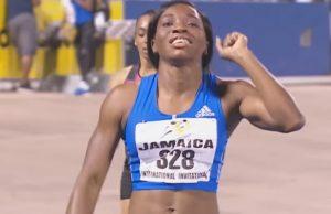 Novlene Williams-Mills WINS 400m JA Intl Invitational