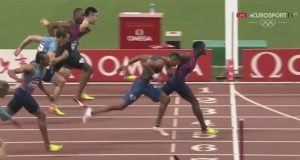 Omar McLeod Wins 110m Hurdles at Shanghai Diamond League