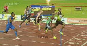 Usain Bolt wins 100m in 10.07 at Ostrava Golden Spike meet