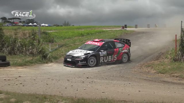 Jamaican Team Creates History at Rally Barbados 2017