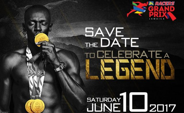 Usain Bolt's farewell race in Jamaica this Saturday at Racers Grand Prix