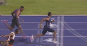 Yohan Blake Wins 100m in 9.90 To Become National Champion