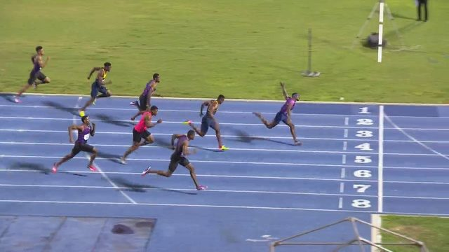 Omar McLeod Sets New Record, Men's 110m Hurdles 5th Fastest All Time