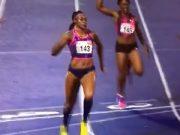 Elaine Thompson Wins 100m in 10.71: Jamaica National Senior Trials 2017