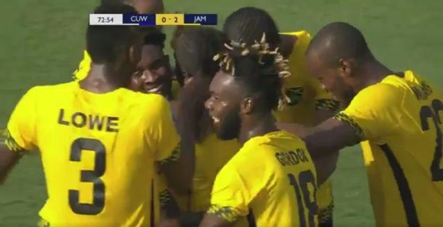 GOALLL: Jamaica 2 - 0 Curacao - CONCACAF Gold Cup