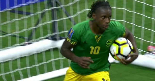 Darren Mattocks becomes Jamaica's top scorer in CONCACAF Gold Cup History