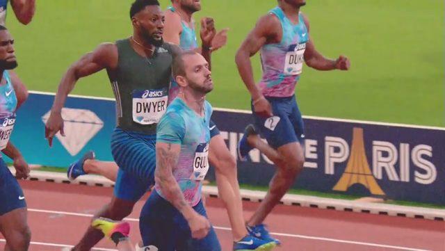 Rasheed Dwyer 3rd in Men's 200m -Paris Diamond League