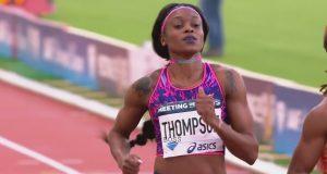 Elaine Thompson Wins 100m Paris Diamond League