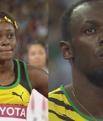 Bolt, Thompson headline Jamaica's 59-member team to London World Champs