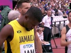 Jamaica fades OUT of Men's 4x400m Relay FINAL