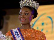Davina Bennett crowned Miss Universe Jamaica 2017
