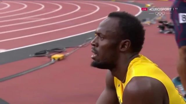 Usain Bolt 2nd in 100m Semifinal, Heads into Final