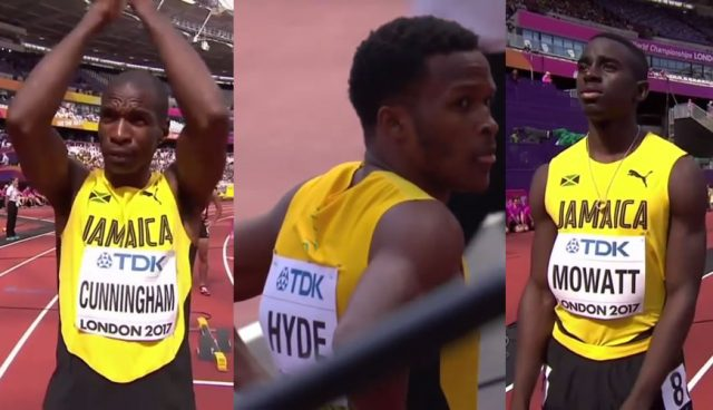 3 Jamaicans qualify for Men's 400m World Championships