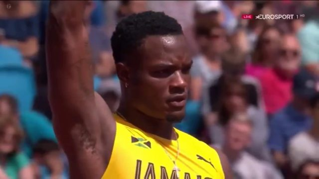 Omar McLeod Wins Heat 1: Men's 110m Hurdles World Championships