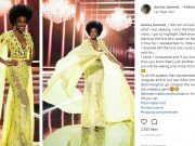 Miss Jamaica, Davina Bennet, became the first AFRO Queen to have made to Miss Universe Top3