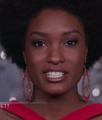 Miss Jamaica, Davina Bennett, makes Miss Universe Top 10