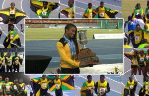 Jamaica Win 82 Medals At 2018 CARIFTA Games