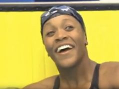 Alia Atkinson Wins Silver at the 2018 Commonwealth Games