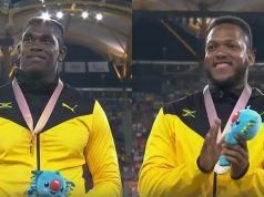 Gold, silver for Jamaica in men's discus at Commonwealth Games