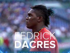 Fedrick Dacres wins Rome Diamond League discus event