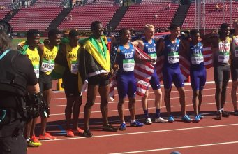 Jamaica's 4X100m Relay Team wins Silver, Smashes the 🇯🇲 National record at World Under-20 Championships