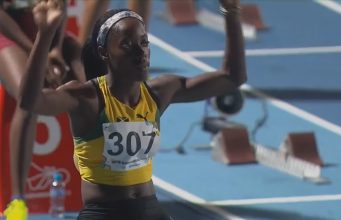 Shashalee Forbes Wins 200m Gold at Central American And Caribbean Games