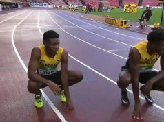 Jamaicans Taylor, Sawyers win 400m silver and bronze at World Under 20 Championship Tampere