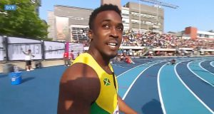 Tyquendo Tracey smashes 100m NACAC Championship record, wins gold in Toronto