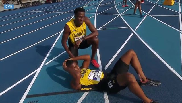 Demish Gaye wins 400m GOLD at NACAC Championships - Toronto