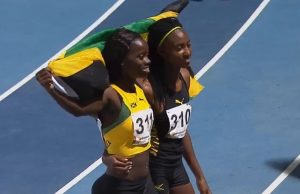 Watch Tiffany James WIN 400m Gold at the Central American and Caribbean Games
