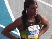 Jonielle Smith wins 100m Silver at NACAC Championships – Toronto