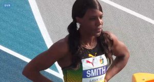 Jonielle Smith wins 100m Silver at NACAC Championships – Toronto
