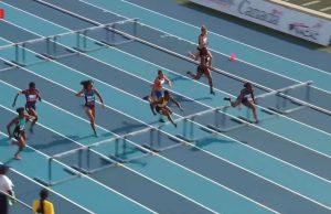 Danielle Williams Wins Women 100 M Hurdles Silver at NACAC Championships