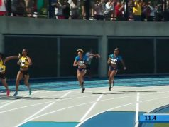 Team Jamaica won Women's 4x100m relay silver at NACAC Championships – Toronto