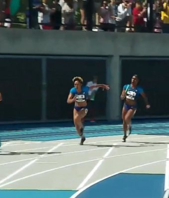 Team Jamaica won Women's 4x100m relay silver at NACAC Championships – Toronto