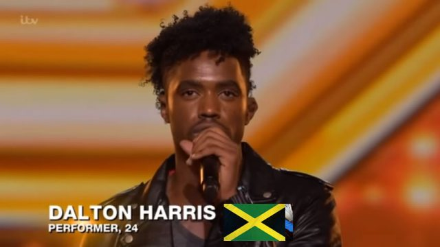 Jamaican Rising Star Dalton Harris has made The X Factor in UK after vowing the judges and audience