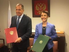 Jamaica and Russia Sign Visa Waiver Agreement