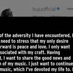 Buju Banton shares open letter with fans ahead of prison release